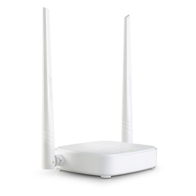 Router N301 - 802.11N 300mbps - 1wan 10/100 3P LAN - 2 Antenas externas de 5dbi